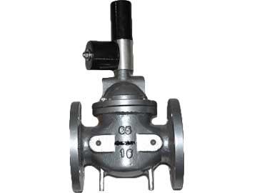 工业系电磁阀DN65法兰-3